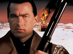 Steven Seagal in action Action movie lovers adore Steven Seagal for his heavy duty martial arts skills. Action star Steven Seagal is one of the martial arts experts in Hollywood who has fans all over the world. Steven Seagal has acted in and. Best Movie Posters, Classic Movie Posters, Cinema Posters, Classic Movies, Steven Seagal, Top Movies, Great Movies, Movies And Tv Shows, Watch Movies