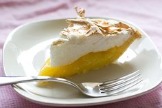 Lemon Meringue Pie - Taste and Tell