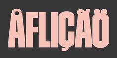 Trim Poster - Webfont & Desktop font « MyFonts