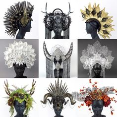HOLIDAY SALE ENDS TONIGHT AT MIDNIGHT 20% OFF ALL HEADDRESSES www.etsy.com/shop/MissGDesignsShop All headdresses in my shop are 20% off. These are ready to ship items. Use coupon code THANKFUL at checkout for discount. I am also offering 10% MADE TO...