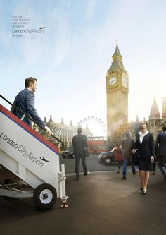 Advertisement by Big Communications, United Kingdom