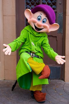 *DOPEY ~ Snow White and the Seven Dwarf's