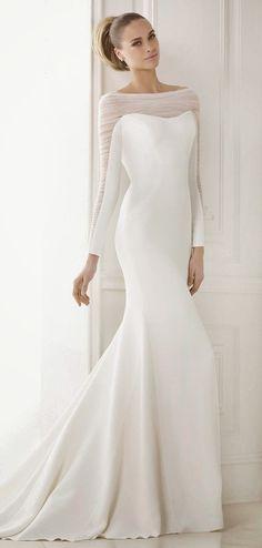 Pronovias 2015 Bridal Collections – Fashion Style Magazine - Page 57