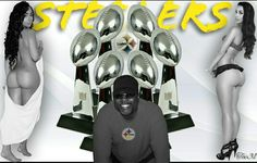 Steelers day.... All day!