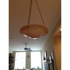Restoration hardware burlap hanging pendant light you light up my buy second hand ceiling lamps at up to off aloadofball Choice Image