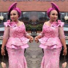 Wini is a fyn girl, iiya iiya ooo! She's wearing a fyn dress, iiya iiya oooo Dat song makes much sense naw😂😂😂 African Lace Styles, African Lace Dresses, African Dresses For Women, African Women, African Wedding Attire, African Attire, African Wear, African Print Dress Designs, Ankara Designs