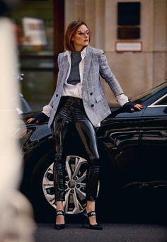 Estilo Olivia Palermo, Look Olivia Palermo, Olivia Palermo Street Style, Olivia Palermo Outfit, Olivia Palermo Lookbook, Winter Trends, Milan Fashion Weeks, New York Fashion, London Fashion