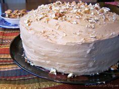 caramel pecan spice cake103