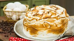 Perfect Meringue for Baked Alaska