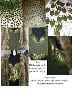 Lady Loki tutorial by Atra-in-wonderland.deviantart.com on @deviantART