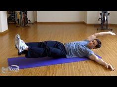Oblique V-Up Exercise: Proper Form & Technique - YouTube