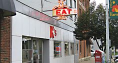 K's Hamburger Shop - Troy, Ohio  Vintage diner in Downtown Troy - There's no place quite like it!