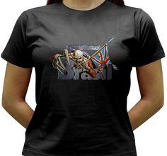 Camiseta para apreciadores e admiradores dessa banda fenomenal