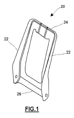 WO2012088252A1 ONE PIECE BACK FRAME FOR A VEHICLE SEAT