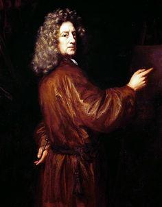 Nicolaes Maes: Nicolaes Maes Self Portrait