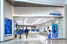 Samsung store at Sherway Gardens by Cutler Toronto Canada