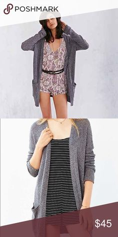 BDG London Cardigan Sold Out on Urban Outfitters website, Barely Worn, Like New BDG Sweaters Cardigans
