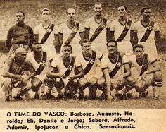 Vasco da Gama, 1952