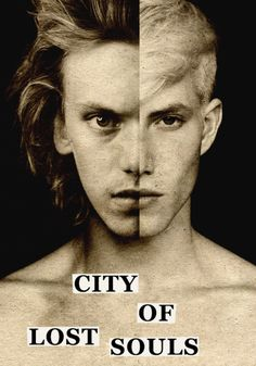 Jace Wayland and Sebastian Verlac in the Mortal Instruments