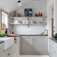 Hoy en el blog seguimos revisando tendencias, y en esta oportunidad hablamos sobre el uso de azulejos tipo metro de Nueva York para la cocina
