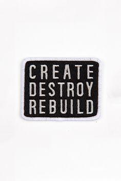 MINI CREATE DESTROY REBUILD PATCH