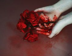 Aesthetic, alternative, and bloody image Red Aesthetic, Character Aesthetic, Aesthetic Pictures, Blood Art, Arte Obscura, Lady Macbeth, Merian, Dark Photography, Dark Fantasy