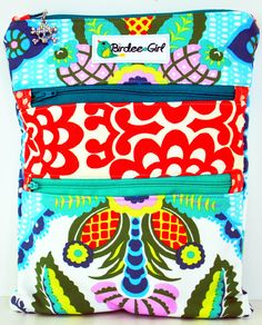 Everyday Birdee Girl Bag by BirdeeGirlShop on Etsy  www.birdeegirl.com