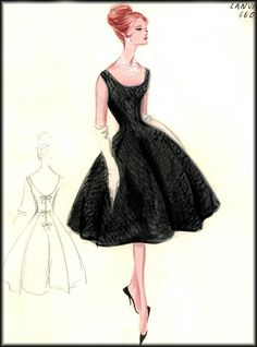 sketches for the designer barbies | House Of Retro/Gary Alston makes no claim to the ownership of images ...