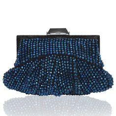 Fino in Blue - KOTUR Clutch & Minaudiere #KOTUR #FW13