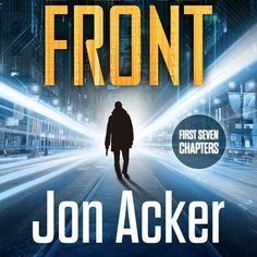 E-Book cover for sci-fi thriller. by B&J