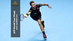 Stan Wawrinka ke Semi-final ATP World Tour Finals 2015 Round Robin, Stan Wawrinka, Semi Final, Finals, Tours, World, Final Exams, The World