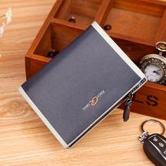 Mode Tasche Männer Handtasche Marke Günstige Designer männer Brieftasche 2016 neue Mann Leder Brieftasche Mit Reißverschluss Münzen Tasche Luxus Herren brieftasche