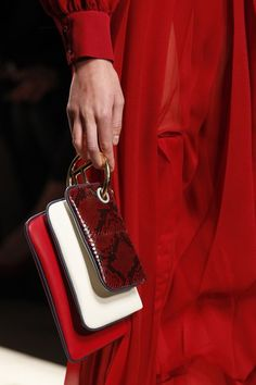 See the Fall 2017 Fendi collection up close.