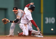 Baltimore Orioles vs. Boston Red Sox - Photos - April 18, 2015 - ESPN