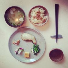 Okonomi - Williamsburg The set menu with mackerel