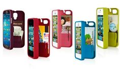 Groupon - eyn Storage Case for iPhone 4/4s or 5/5s or Samsung Galaxy S4 in [missing {{location}} value]. Groupon deal price: $12.99