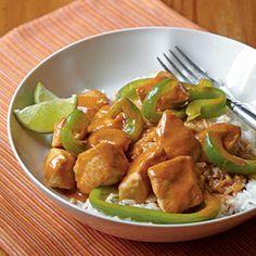 Chicken Curry   MyRecipes.com