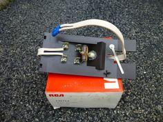 Vintage RCA Block Antenna Coupling Complete 138713 w/ Box NOS UHF VHF #RCA