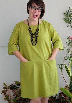 Cookin' & Craftin': Christine Haynes Lottie Dress