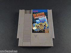 Blaster Master NES Nintendo Entertainment System 1988