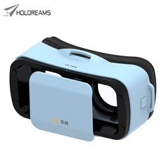 7854e70c33ac Aliexpress.com   Buy New VR BOX III 3.0 LEJI Mini Virtural Reality 3D  Glasses VR Head Mounted 3D Headset for 4.5 5.5 inch Smart Phone Private  Theater from ...