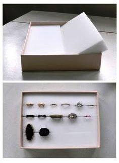 Organiza tus joyas