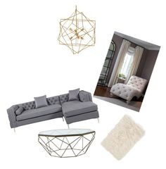 """Sans titre #6"" by gpsbenam on Polyvore featuring interior, interiors, interior design, maison, home decor, interior decorating, Jayson Home et Nordstrom"