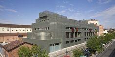 Recupero funzionale dell'edificio ex sellerie – Arsenale militare di Torino, Giorgio Comoglio. © Beppe Giardino / Sergio Comoglio