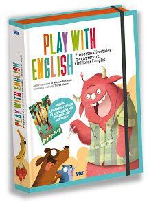 #Libro infantil Play With English