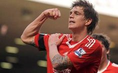 Daniel Agger, a defender with the touch and skill of a forward