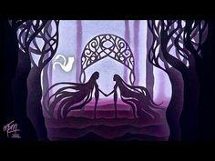 Lightbox art DIY shadowbox - YouTube
