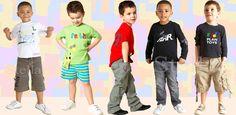 Dealsland UK: Appeal of Kids Wear