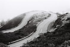 by David Shama.  I dreamed about a road exactly like this, what a dream it was!