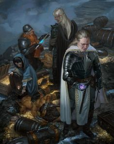 dungeons and dragons 5th edition art - Google Search